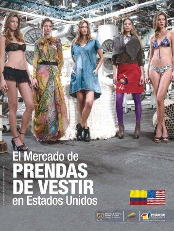 PRENDAS DE VESTIR - Proexport Colombia