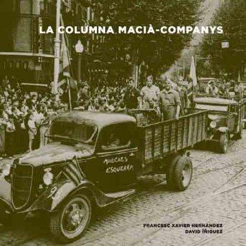 Columna Macià-Companys - Fundació Josep Irla