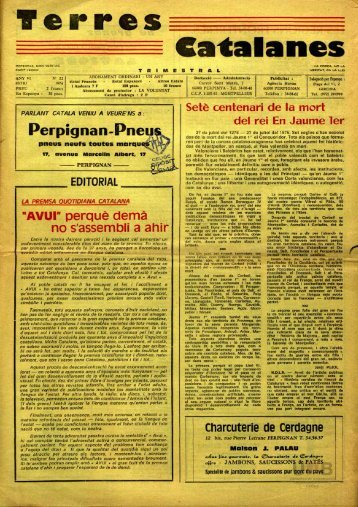 Yerres Catalanes - Dipòsit Digital de Documents de la UAB