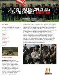 10 Days: Antietam