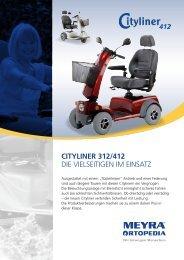 Cityliner 312/412 die vielseitigen im einsatz