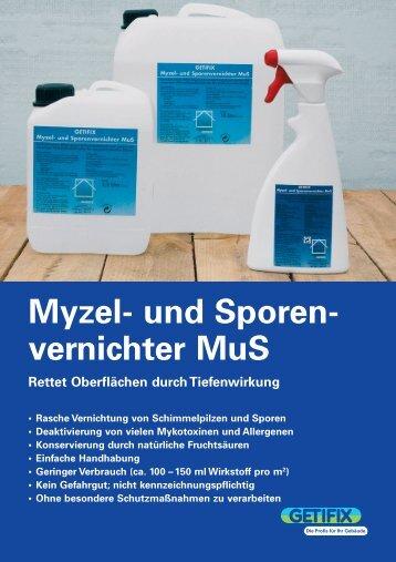 Handzettel MuS - Getifix