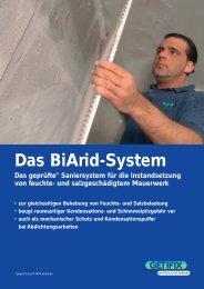 Handzettel BiArid - Getifix