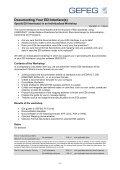 GEFEG Training Program 2011 - GEFEG.FX - Page 5