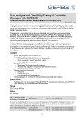 GEFEG Training Program 2011 - GEFEG.FX - Page 7