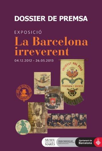 PDF - Ajuntament de Barcelona