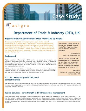 Download case study - Getronics