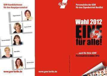 KandidatInnen-Flyer - GEW - Berlin