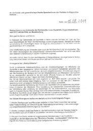 Wahlprüfsteine des Netzwerks der Betriebsräte in der ... - GEW - Berlin