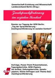 Hrsg. - GEW - Berlin