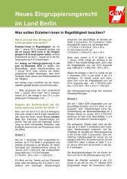 Info_EGO_E8-2012 (pdf / 256 kb) - GEW - Berlin