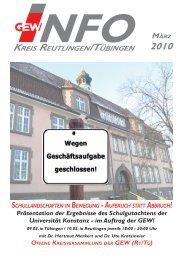 Kreis Ludwigsburg - Gewerkschaft Erziehung und Wissenschaft ...