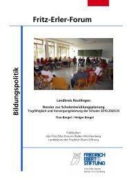 Globalisierungsveranstaltung in Stuttgart: - Gewerkschaft Erziehung ...