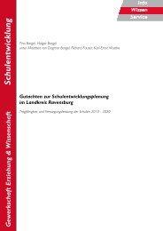 Schulentwicklung - Gewerkschaft Erziehung und Wissenschaft ...