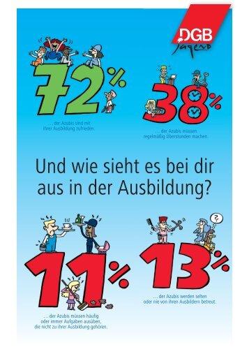 report2012flyer_Layout 1 - DGB Jugend Niedersachsen und Bremen