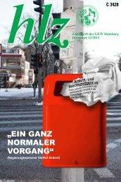 hlz-Gesamtausgabe 12/2012 - Gewerkschaft Erziehung und ...