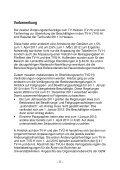 TV-H ua in Fassung des 2 ÄndTV Auszüge . in Fassung des 2 ... - Seite 5