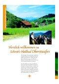 Beispiel für einen individuellen Kurplan - Hotel Allgäu Sonne - Page 2