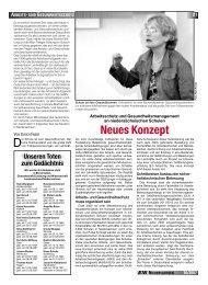 Neues Konzept - GEW Niedersachsen