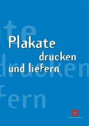 Plakate Drucken Und Liefern - awk AUSSENWERBUNG GmbH