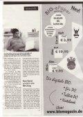 """""""Doulas - Geburtsbegleitung der anderen Art"""" Artikel in BIO - Seite 6"""