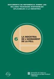 La indústria d'adobament - Servei d'Ocupació de Catalunya
