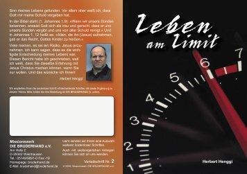 2008-05 Leben am Limit.indd