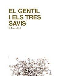 EL GENTIL I ELS TRES SAVIS - Project Llull
