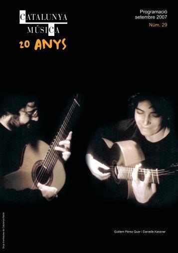 revista setembre:REVISTA.qxd.qxd - Catalunya Música