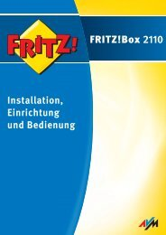FRITZ!Box 2110