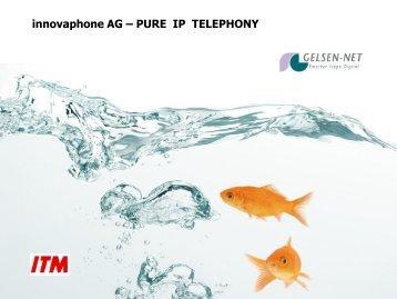 Unified Communication und mobile Integration aus ... - Gelsen-Net