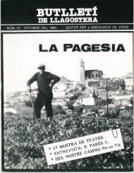 Octubre 1981 - Arxiu - LLAGOSTERA