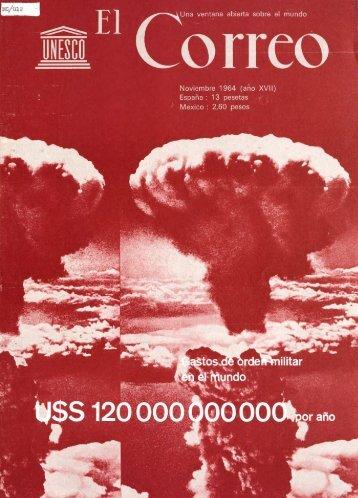 Los Gastos militares del mundo: 120 mil ... - unesdoc - Unesco