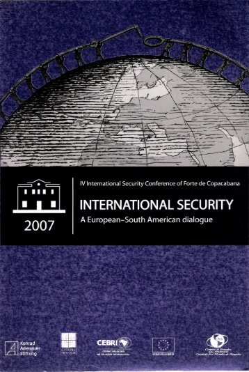 Page 1 Page 2 INTERNATIONAL SECURITY A European-South ...