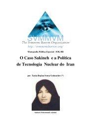 O Caso Sakineh e a Política Armamentista do Iran - Ordo Svmmvm ...