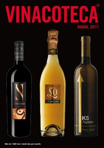 NADAL 2011 - Vila Viniteca