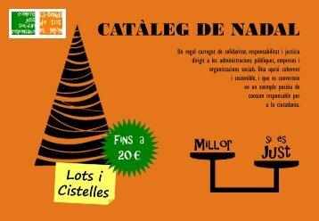 CATÀLEG DE NADAL - La-tenda de tot el món