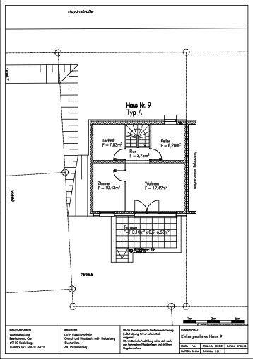 2 2 1 grundriss schnitt ansicht. Black Bedroom Furniture Sets. Home Design Ideas
