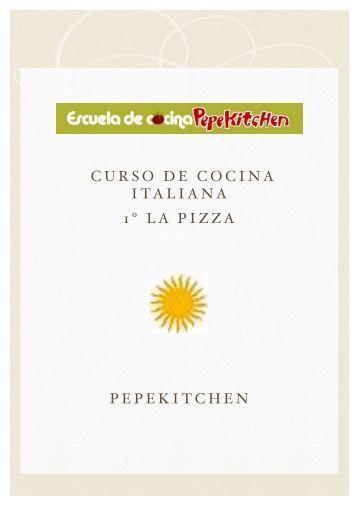 Velasquez jose curso panaderia y for Curso de cocina pdf