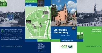 Die besondere Gästewohnung - GGZ - Gebäude- und ...