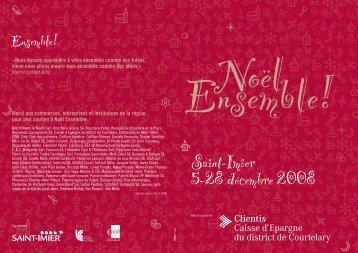 Programme NOE 04 [argent]