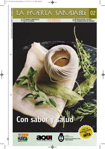 02-Hierbas Aromáticas y medicinales.pdf - INTA
