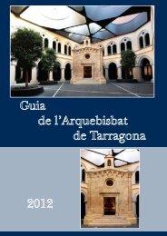 Guia - Arquebisbat de Tarragona