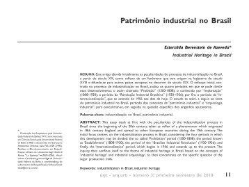 Patrimônio industrial no Brasil