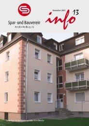 Dezember 2007 Wohnhaus in der ... - Gewobau Wetzlar