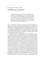 Dialektliteratur« in Spanien? - OPUS - Friedrich-Alexander ...