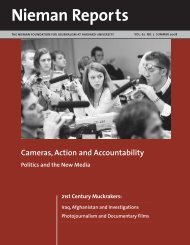 Download issue (PDF) - Nieman Foundation - Harvard University