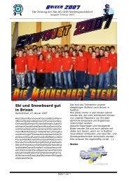 Die Skizeitung 2007 online