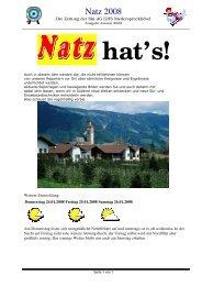 Die Skizeitung 2008 online