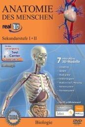 Anatomie des Menschen - real3D - GIDA